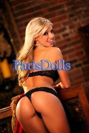 VIP escorts in Paris Aelita