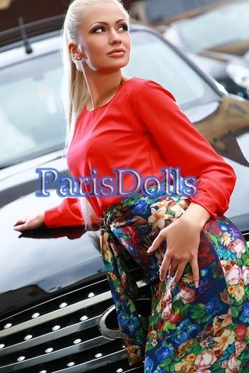 elite escort service Paris Olga