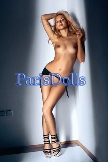 Russian escorts in Paris Mirita