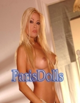 Top Paris escorts Erika