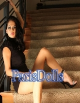 Top Paris escorts Roxy