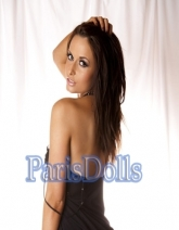 escort for couple in Paris Natalia