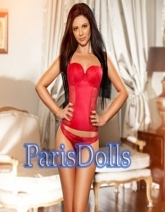 Top Paris escorts Oksana